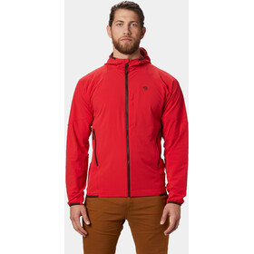 Mountain Hardwear Chockstone Giacca Uomo rosso